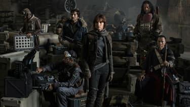 Rogue One: A Star Wars Story sortira sur les écrans le 16 décembre 2016Lucasfilm Ltd.