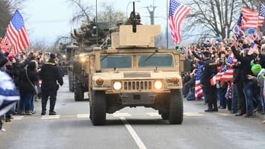 Pour compléter ses véhicules, l'armée américaine souhaite se tourner vers des motorisations plus propres (image d'illustration)