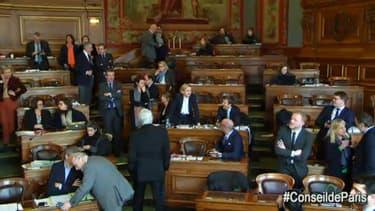 La mairie de Paris a voté ce mercredi ses orientations budgétaires pour 2019