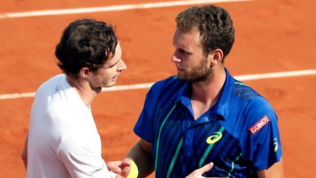 Murray et Bourgue