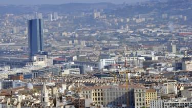 A Marseille, la taxe foncière et d'habitation pèsent lourd.