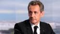 Nicolas Sarkozy était l'invité de Gilles Bouleau au journal de 20h de TF1 ce mercredi.