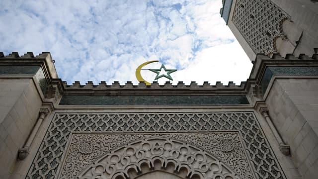 L'entrée de la Grande mosquée de Paris. (photo d'illustration)