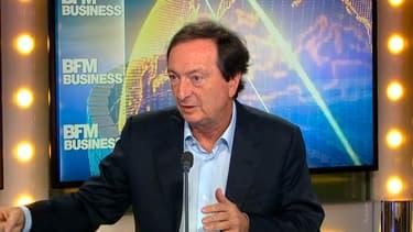 Michel-Édouard Leclerc, le président des centres E. Leclerc, était l'invité de Stéphane Soumier dans Good Morning Business ce 28 janvier.