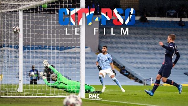 Le film du match Manchester City-PSG