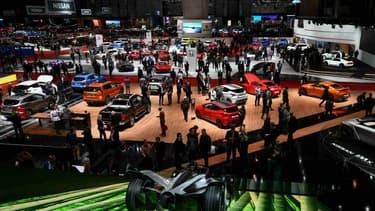 Volvo a annoncé son absence au salon automobile de Genève l'année prochaine.