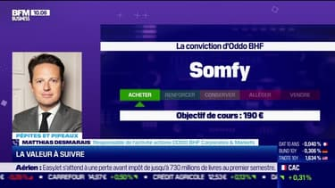 Pépites & Pipeaux : Somfy - 14/04