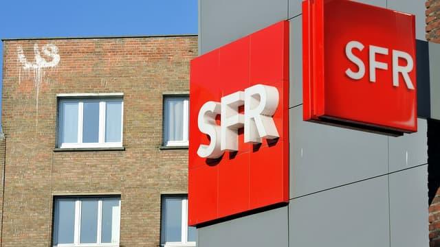 SFR dans le rouge en 2016.
