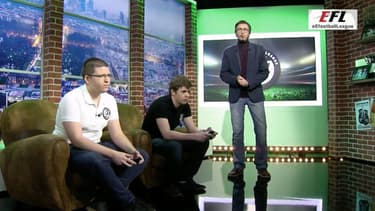 La chaîne L'Équipe a lancé sur son antenne un championnat en janvier 2016