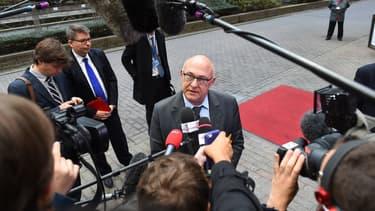 Michel Sapin s'est déclaré en accord avec le Nobel d'économie Jean Tirole