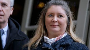 Carole Couvert était arrivée à la tête du syndicat en 2013