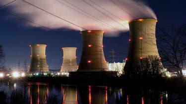 Actuellement, 20 des 58 réacteurs nucléaires français sont à l'arrêt.