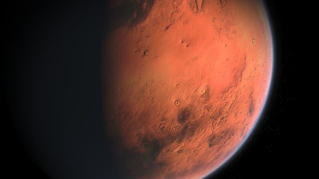 Les Émirats arabes unis veulent conquérir Mars.