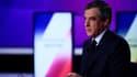 François Fillon, sur le plateau de l'émission de France 2, jeudi 20 avril.