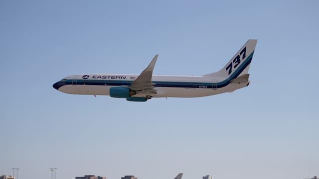Grâce notamment au 737, Boeing a enregistré 1432 commandes nettes en 2014