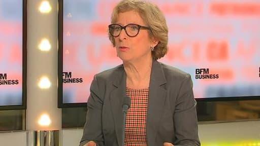Geneviève Fioraso était l'invitée de BFM Business, ce lundi 17 février.