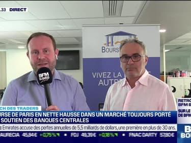 Le Match des traders : Romain Daubry VS Jean-Louis Cussac - 15/06