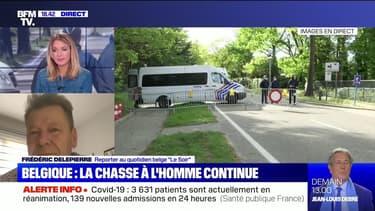 Story 7 : La chasse à l'homme continue en Belgique - 21/05