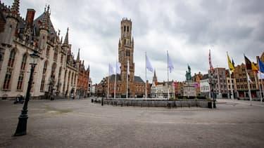 Vue de Bruges.