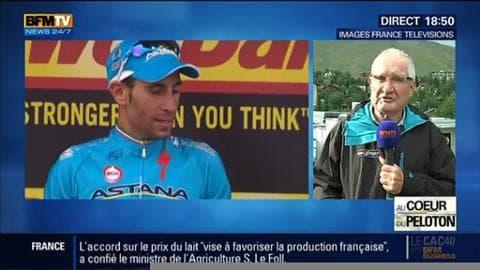 Tour de France 2015: L'Italien Vincenzo Nibali a remporté l'étape reine
