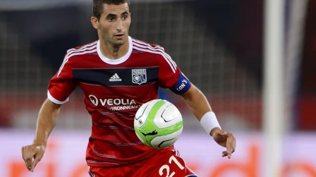 Europa League : Maxime Gonalons attend la Juve
