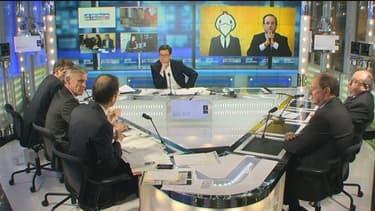 Les chefs d'entreprise n'ont pas boudé leur plaisir, en réagissant aux annonces de François Hollande en faveur des entrepreneurs
