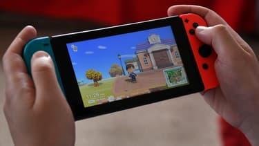 """""""Animal Crossing"""", sorti sur Nintendo Switch, est un succès colossal pour l'éditeur japonais"""