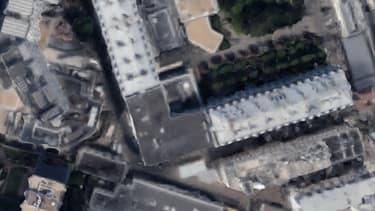 Google Maps floute une centaine de lieux sensibles en France.