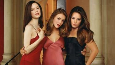 Rose McGowan, Alyssa Milano et Holly Marie Combs, les actrices de la série d'origine
