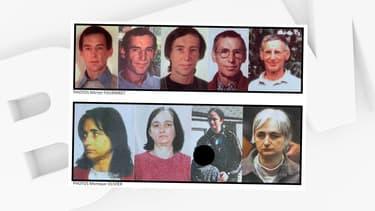 Un appel à témoins concernant Michel Fourniret et Monique Olivier lancé par la gendarmerie, le 12 novembre 2020.