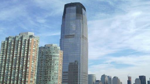 Goldman Sachs (ici, le siède du groupe) a été victime d'un bug informatique concernant des ordres de transactions.