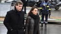Arnaud Montebourg et Aurélie Filippetti, en France le 15 janvier 2015.