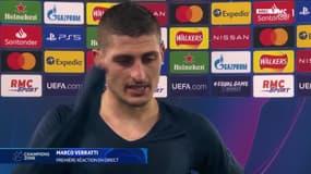 "Manchester City - PSG : ""Il m'a dit f*** you"", Verratti incrimine lui aussi l'arbitre"