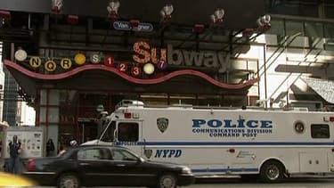 New York en état d'alerte après les explosions survenues à Boston.