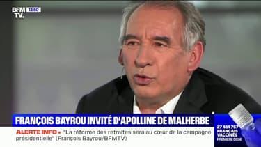 """François Bayrou à propos de Marielle de Sarnez: """"J'ai la chance de penser que la mort, ce n'est pas la disparition"""""""