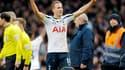 Harry Kane, l'attaquant de Tottenham