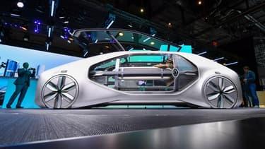 Dans la voiture de demain, de plus en plus d'innovation software... une spécialité bien française.