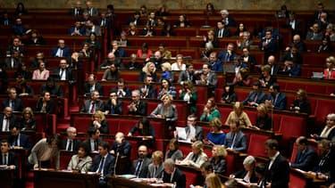 L'Assemblée nationale le 18 décembre 2018.