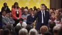 Emmanuel Macron à Epinal