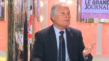 Jean-François Roubaud a vanté les mérites du crédit d'impôt compétitivité pour l'emploi