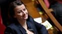 Cécile Duflot, députée parisienne, le 7 avril 2015 à l'Assemblée nationale.