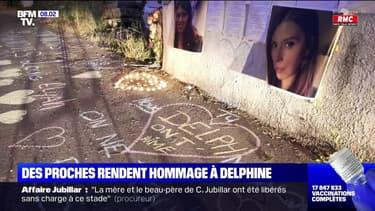 Des proches de Delphine Jubillar lui rendent hommage, six mois après sa disparition