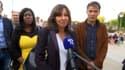 Anne Hidalgo aux journée d'été des socialistes à Blois le 27/08/21.