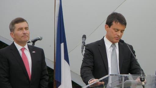 Valls dit des vérités désagréables à l'ambassadeur Rivkin le 4 juillet 2013.