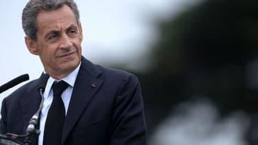 Nicolas Sarkozy (Photo d'illustration).