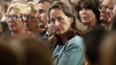 Ségolène Royal, ministre de l'Ecologie.