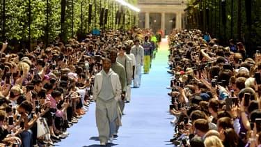 Un mannequin brésilien est mort lors de la Fashion Week de Sao Paulo. (Photo d'illustration)