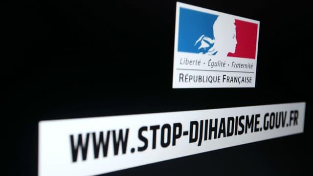 Près d'un million de personnes se sont connectés aux sites mis en place par le gouvernement pour lutter contre la radicalisation.