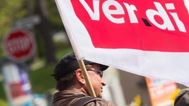 Les principaux syndicats du secteur public allemand (dont Verdi) demandent une hausse des salaires des fonctionnaires