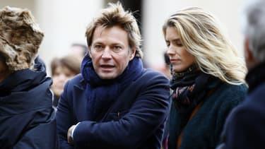 Laurent Delahousse et Alice Taglioni